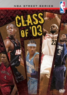 NBA Street Series: Class of '03, DVD  DVD