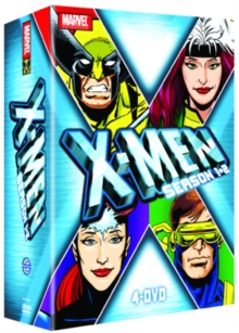 X-Men: Complete Seasons 1 and 2, DVD