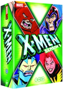 X-Men: Season 3, DVD