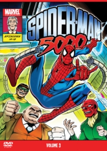 Spider-Man 5000: Volume 3, DVD