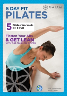 5 Day Fit Pilates, DVD