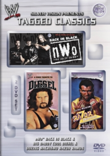 WWE: NWO - Back in Black/Diesel and Razor Ramon, DVD