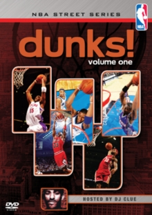 NBA Street Series: Dunks! - Volume 1, DVD