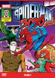 Spider-Man 5000: Volume 4, DVD  DVD