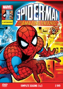 Spider-Man and His Amazing Friends: Complete Seasons 2 and 3, DVD