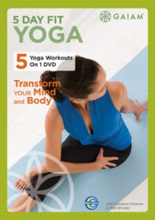 5 Day Fit Yoga, DVD
