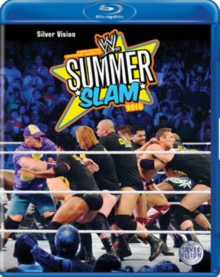 WWE: Summerslam 2010, Blu-ray