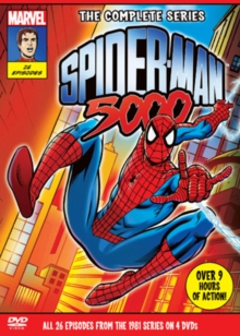 Spider-Man 5000: The Complete Series, DVD