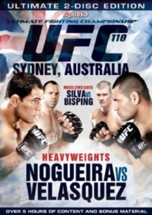 Ultimate Fighting Championship: 110 - Nogueira Vs Velasquez, DVD