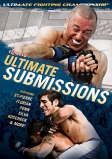 Ultimate Fighting Championship: UFC Ultimate Submissions, DVD