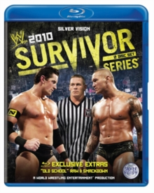 WWE: Survivor Series - 2010, Blu-ray