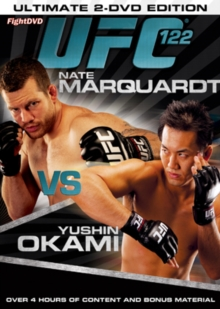 Ultimate Fighting Championship: 122 - Marquardt Vs Okami, DVD
