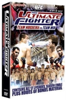 The Ultimate Fighter: Season 8 - Team Nogueira Vs. Team Mir, DVD