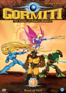 Gormiti - The Lords of Nature Return: Season 1 - Volume 2 - ..., DVD