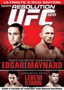 Ultimate Fighting Championship: 125 - Resolution, DVD