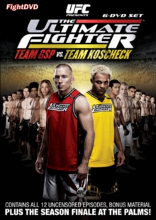 Ultimate Fighting Championship: The Ultimate Fighter - Series 12, DVD