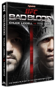 Ultimate Fighting Championship: Bad Blood, DVD