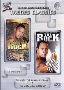 WWE: The Rock - The People's Champion/Just Bring It!, DVD