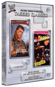 WWE: Shawn Michaels - Hits from the Heartbreak Kid/Heartbreak..., DVD