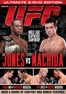 Ultimate Fighting Championship: 140 - Jones Vs Machida, DVD