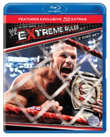 WWE: Extreme Rules 2011, Blu-ray  BluRay