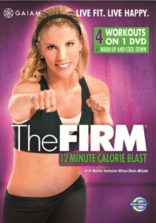 The Firm: 12 Minute Calorie Blast, DVD