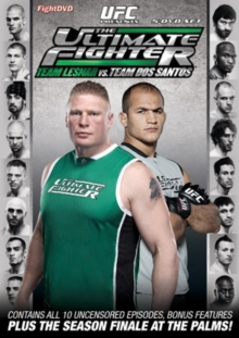 The Ultimate Fighter: Series 13 - Team Lesnar Vs Team Dos Santos, DVD