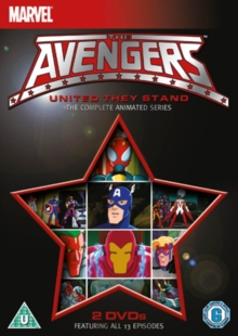 The Avengers (Animated): The Complete Series, DVD