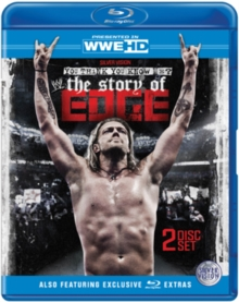 WWE: You Think You Know Me? - The Story of Edge, Blu-ray