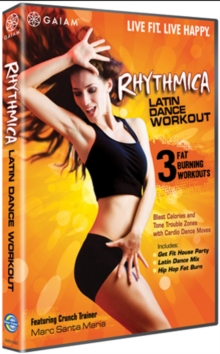 Rhythmica - Latin Dance Workout, DVD  DVD