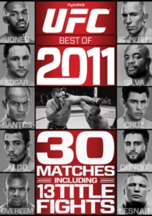 Ultimate Fighting Championship: Best of 2011, DVD