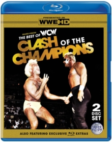 WCW: Best of Clash of the Champions, Blu-ray