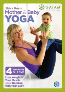 Gaiam Mother and Baby Yoga, DVD