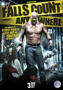 WWE: Falls Count Anywhere - The Greatest Street Fights And..., DVD  DVD