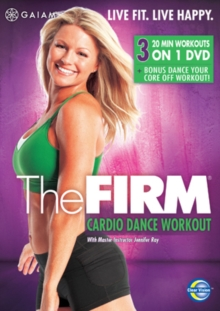 The Firm: Cardio Dance Workout, DVD