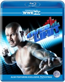 WWE: Over the Limit 2012, Blu-ray