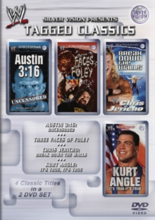 WWE: Austin 3:16 Uncensored/Three Faces of Foley/Chris..., DVD