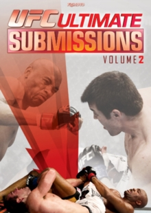 Ultimate Fighting Championship: Ultimate Submissions 2, DVD