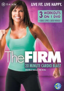 The Firm: 20 Minute Cardio Blast, DVD