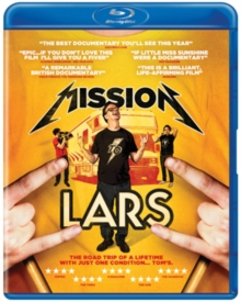 Mission to Lars, Blu-ray