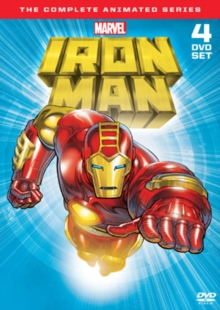 Iron Man: The Complete 1996 Series, DVD