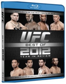Ultimate Fighting Championship: Best of 2012, Blu-ray