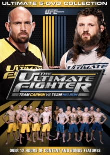 Ultimate Fighting Championship: The Ultimate Fighter - Series 16, DVD