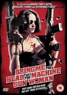 Bring Me the Head of the Machine Gun Woman, DVD