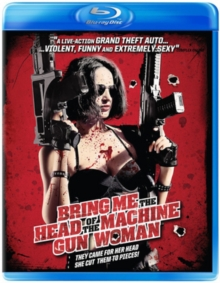 Bring Me the Head of the Machine Gun Woman, Blu-ray