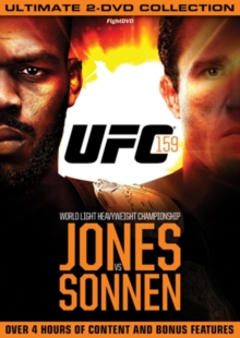 Ultimate Fighting Championship: 159 - Jones Vs Sonnen, DVD