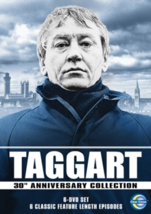 Taggart: 30th Anniversary Collection, DVD