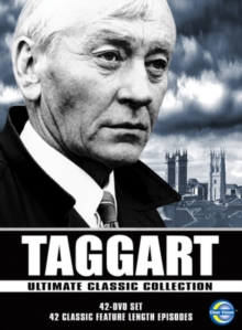 Taggart: Ultimate Classic Collection, DVD