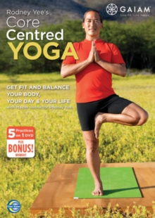 Rodney Yee: Core Centred Yoga, DVD