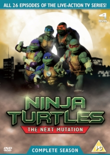 Ninja Turtles - The Next Mutation: Complete Season, DVD